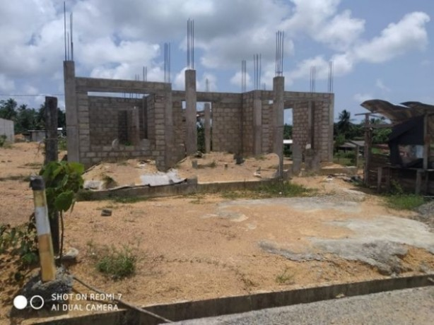Half Build House For Sale In Gonapinuwala